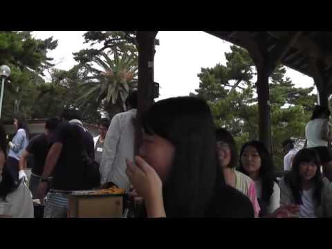 カタリナ大学交流事業in鹿島